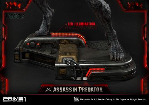 The Predator: Assassin Predator - Statue 1/4 - Prime 1 Studio