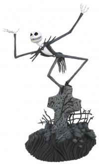 Nightmare before Christmas Gallery PVC Statue Jack Skellington 28 cm