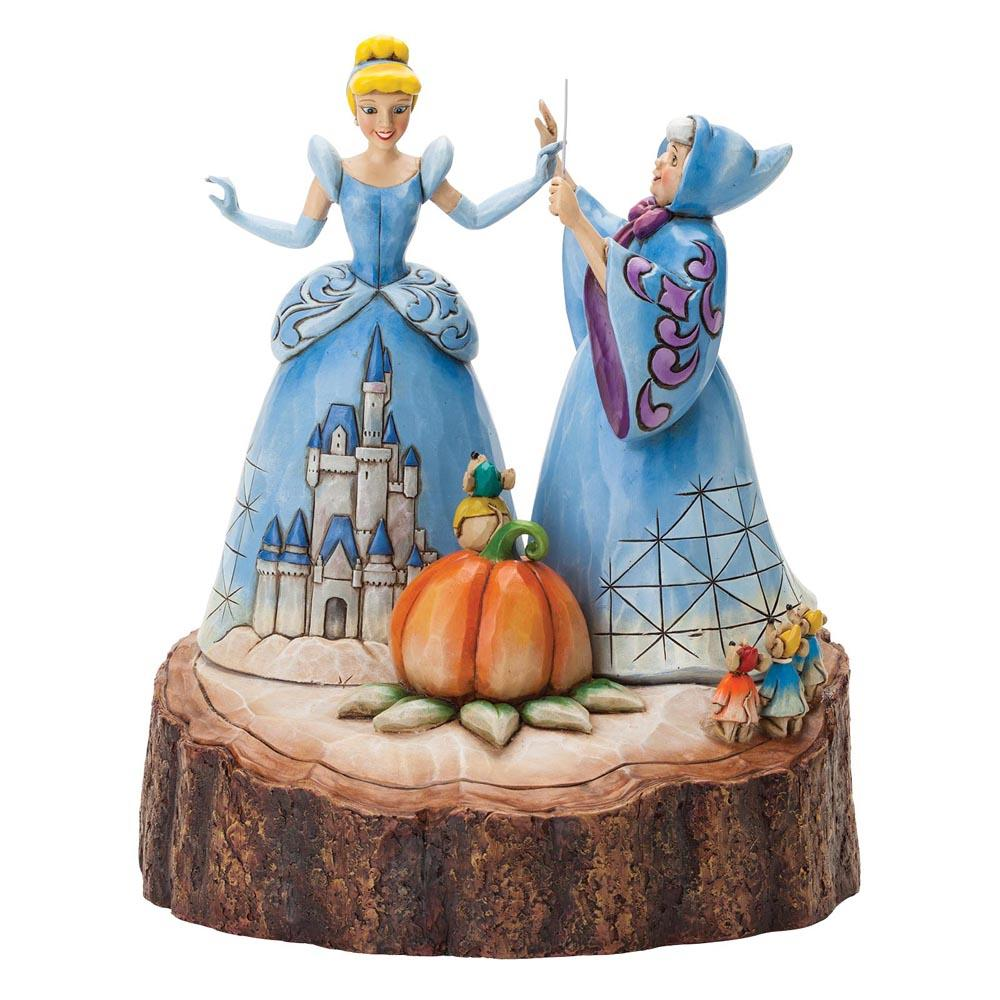Disney Traditions Magical Transformation 23 cm
