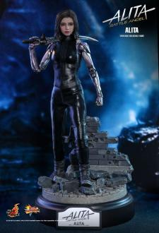 Alita: Battle Angel Movie Masterpiece Action Figure 1/6 Alita 27 cm