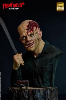 Friday the 13th: The Final Chapter Life-Size Bust Jason Voorhees 77 cm