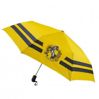 Harry Potter: Umbrella Hufflepuff Logo - Cinereplicas