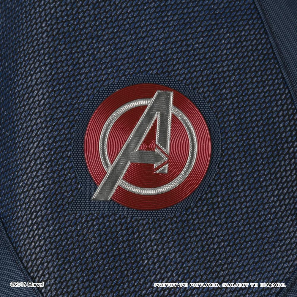 Captain America Civil War Captain America Jacket