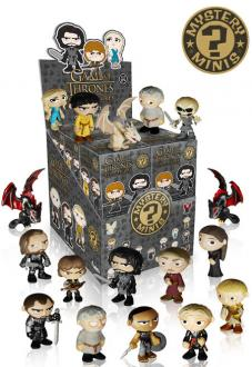 Game of Thrones Mystery Box - Mini Figures 6 cm