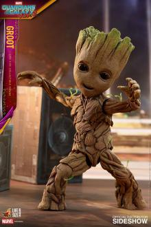 Guardians of the Galaxy Vol. 2 Life-Size Groot Slim Version