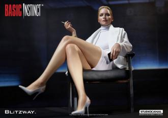 Basic Instinct Superb Scale Hybrid Statue 1/4 Sharon Stone (Catherine Tramell) 32 cm