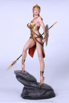 Fantasy Figure Gallery Mythology 1/6 Athena (Wei Ho)