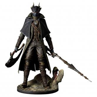 Bloodborne The Old Hunters PVC Statue 1/6 Hunter 32 cmu
