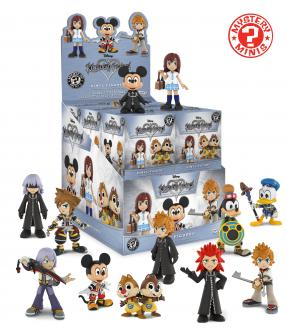 Kingdom Hearts - 1 Mystery Box