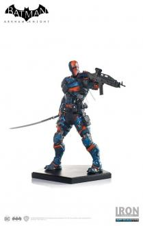 Batman Arkham Knight Art Scale Statue 1/10 Deathstroke 20 cm