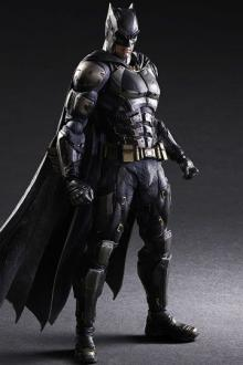 Justice League Movie Play Arts Kai Action Figure Batman Tactical Suit Ver. 26 cm
