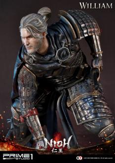 Nioh Statue 1/4 William 44 cm
