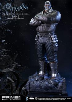 Batman Arkham Origins Statue 1/3 Bane Mercenary 88cm