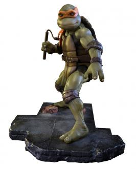 Teenage Mutant Ninja Turtles 1990 Statue Michelangelo