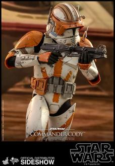 Star Wars Episode III: Commander Cody - Movie Masterpiece Action Figure 1/6 - Hot Toys