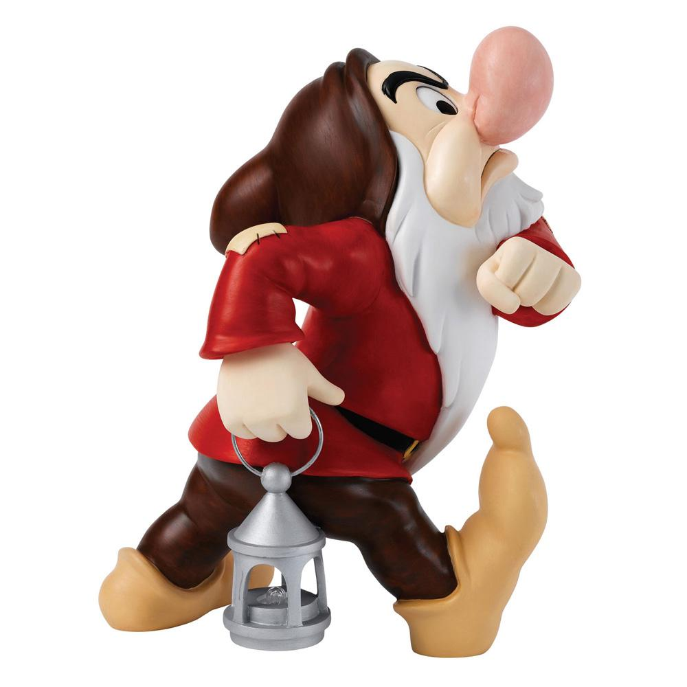 Enchanting Disney Grumpy Dwarf Statement Figurine 28 cm