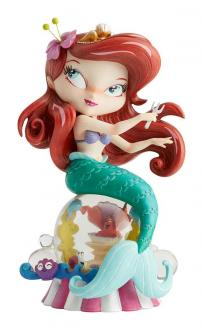 The World of Miss Mindy Presents Disney: Ariel(The Little Mermaid) - Statue 24 cm - Enesco