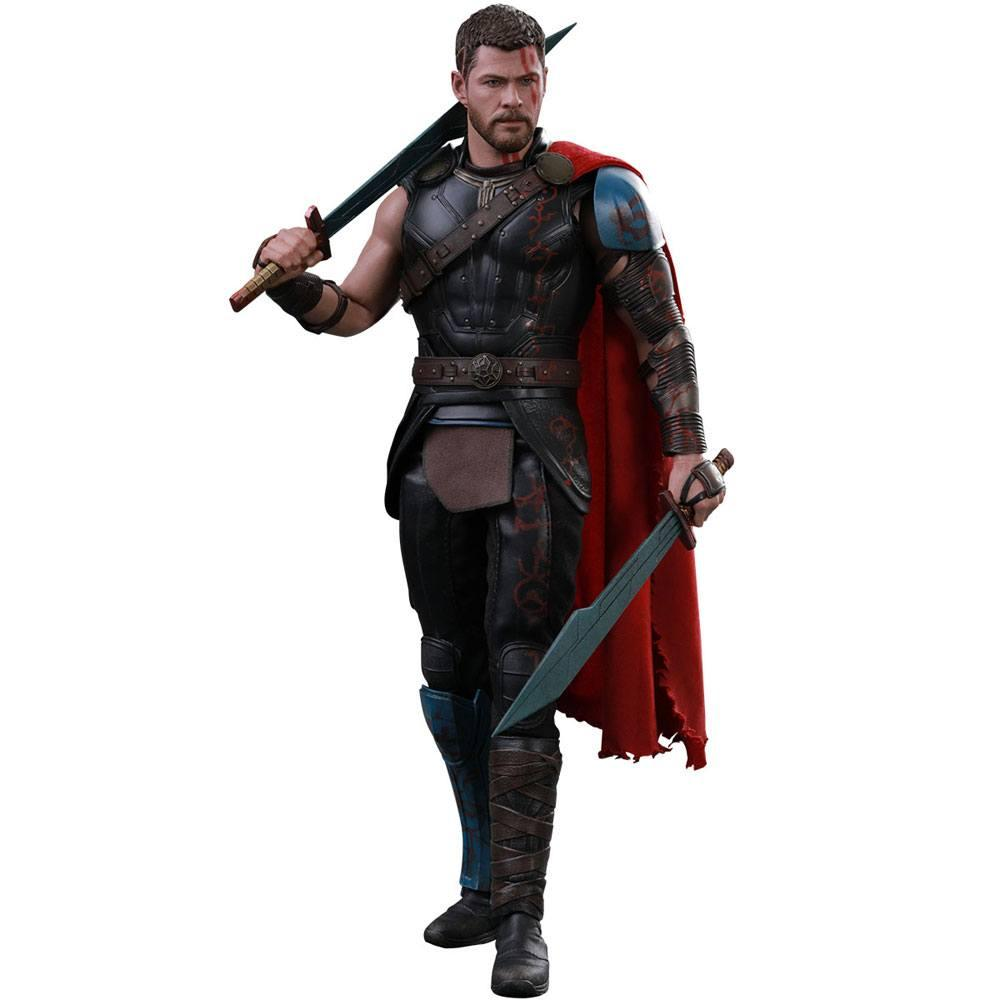 Thor Ragnarok Movie Masterpiece Action Figure 1/6 Gladiator Thor 32 cm