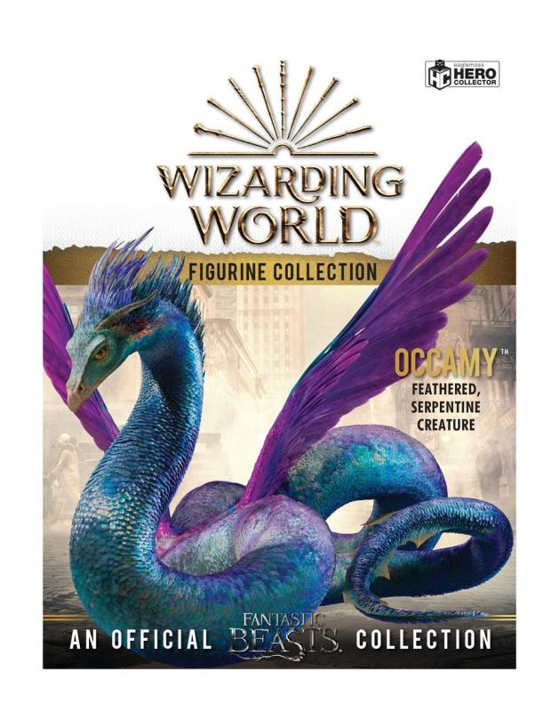 Wizarding World Figurine Collection 1/16 Occamy 11 cm