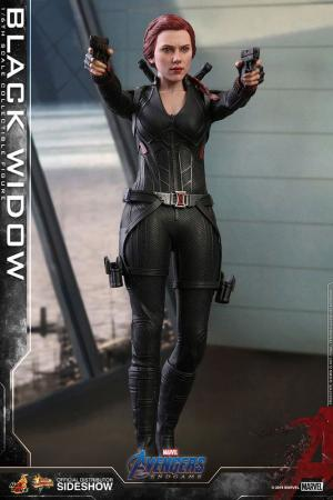 Avengers Endgame: Black Widow 1/6 figure - Hot Toys