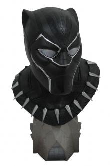 Black Panther Legends in 3D Bust 1/2 Black Panther 25 cm