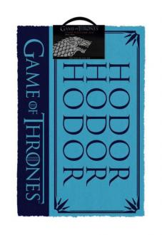 Game of Thrones Doormat Hodor 40 x 60 cm