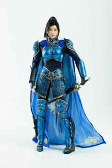 The Great Wall Action Figure 1/6 Commander Lin Mae 28 cm