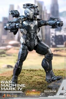Avengers Infinity War Diecast Action Figure 1/6 War Machine Mark IV 32 cm
