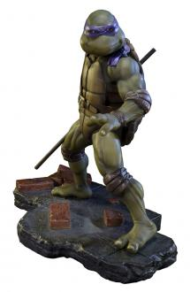 Teenage Mutant Ninja Turtles 1990 Statue Donatello 44cm
