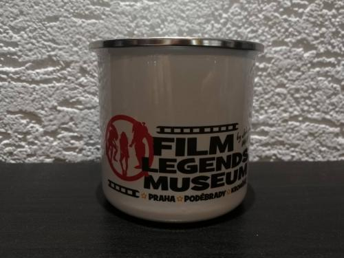 FILM LEGENDS MUSEUM MUG VERSION C ( metal version )