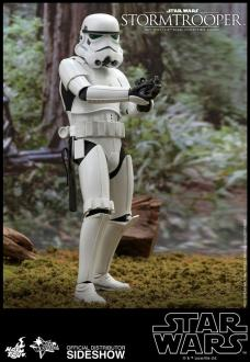 Star Wars Movie Masterpiece Action Figure 1/6 Stormtrooper 30 cm