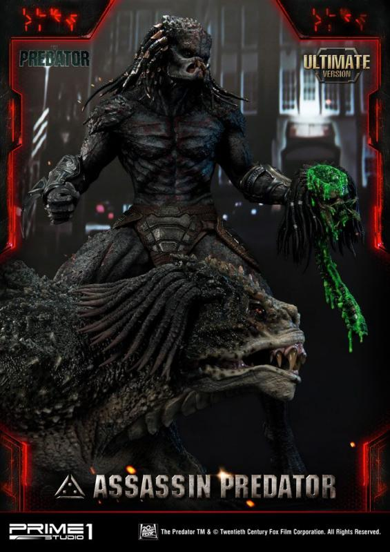The Predator: Assassin Predator Ultimate Version - Statue 1/4 - Prime 1 Studio