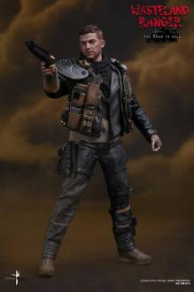 Wasteland Ranger Max inspired by MAD MAX 1/6 Tom Hardy
