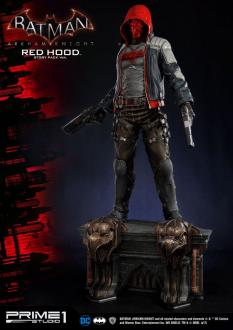 Batman Arkham Knight Statue Red Hood Story Pack 82 cm