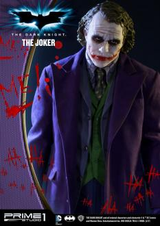 The Dark Knight 1/2 Statue The Joker 96 cm