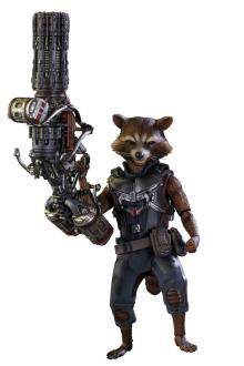 Guardians of the Galaxy 2 Rocket 1/6 Deluxe Ver. 16 cm