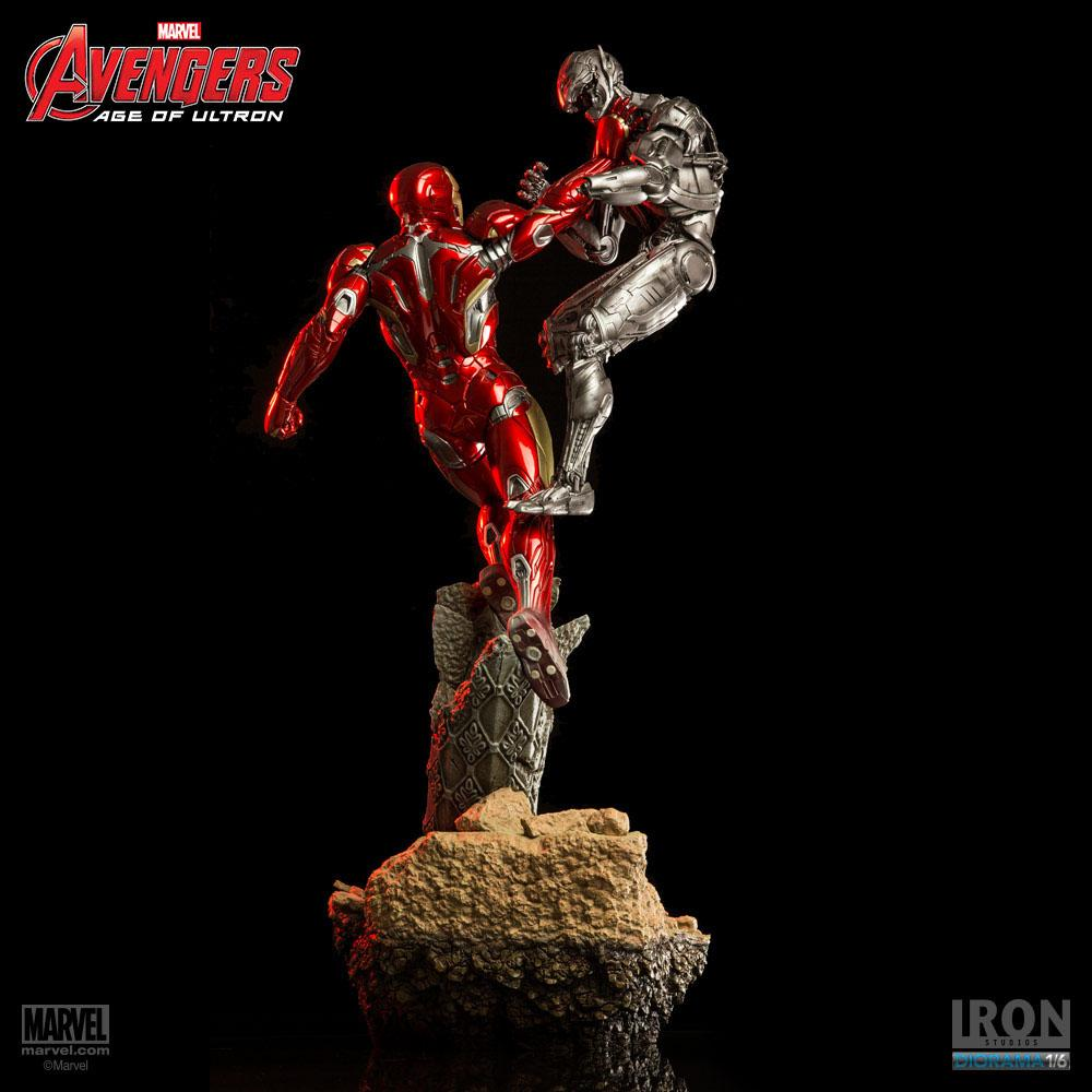 Avengers Age of Ultron Statue 1/6 Iron Man Mark XLV