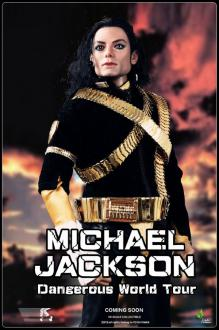 Michael Jackson Dangerous World Tour 1/6 30 cm
