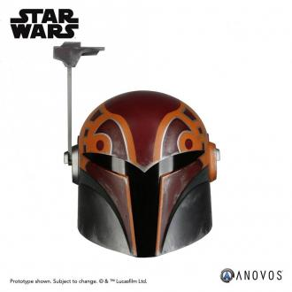 Star Wars Rebels Replica 1/1 Sabine Wren Helmet Accessory Ver.