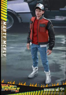 Back to the Future II Action Figure 1/6 Marty McFly