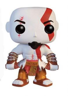 God of War POP! Vinyl Figure Kratos 10 cm