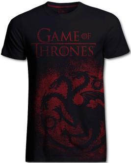 Game of Thrones T-Shirt Targaryen Jumbo Print