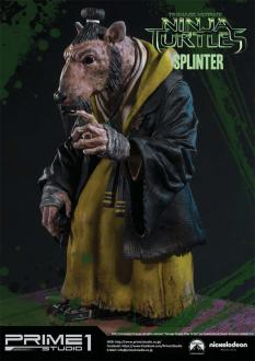 Teenage Mutant Ninja Turtles 1/4 Statue Splinter 48 cm