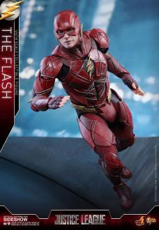 Justice League Movie Masterpiece Action Figure 1/6 The Flash 30 cm