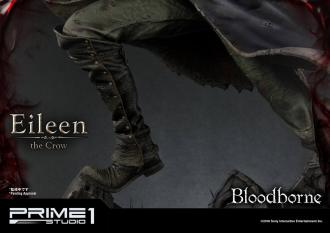 Bloodborne: The Old Hunters Eileen The Crow - Statue 70 cm - Prime 1 Studio