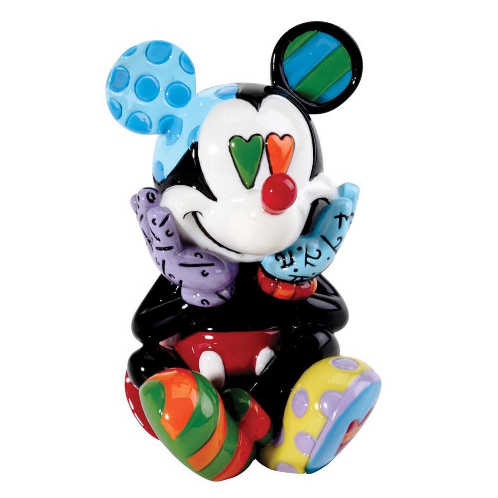 Britto Mickey Mouse Mini Figurine 6,5 cm