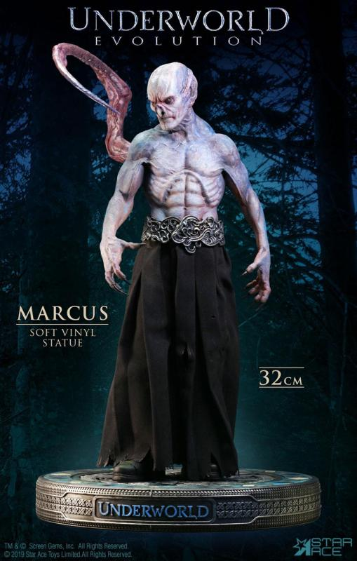 Underworld: Evolution Soft Vinyl Statue Marcus Deluxe Version 32 cm