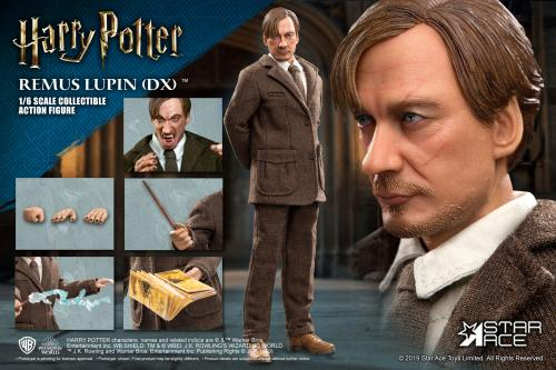 Harry Potter My Favourite Movie Action Figure 1/6 Remus Lupin Deluxe Ver. 30 cm