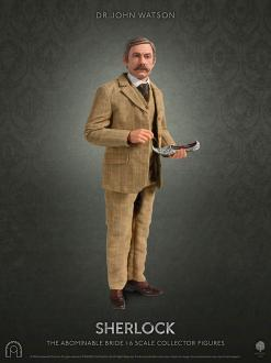 Dr. John Watson The Abominable Bride 30 cm