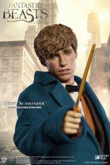 Fantastic Beasts: Newt Scamander 1/6 Action Figure - Star Ace Toys